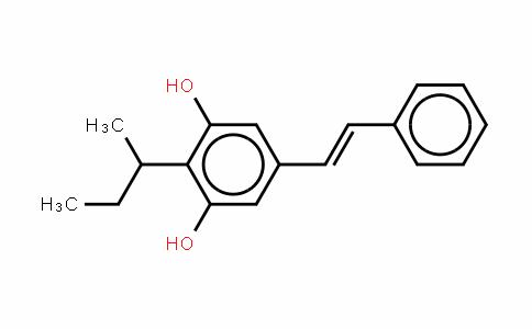 1,3-BenzeneDiol, 2-(1- methylethyl)-5-(2-phenylethenyl)-