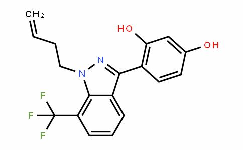 1,3-BenzeneDiol, 4-[1-(3-buten-1-yl)-7-(trifluoromethyl)-1H-inDazol-3-yl]-