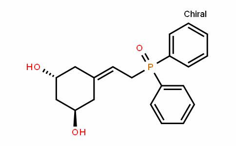 1,3-CyclohexaneDiol, 5-[2-(Diphenylphosphinyl)ethyliDene]-, (1R,3R)-