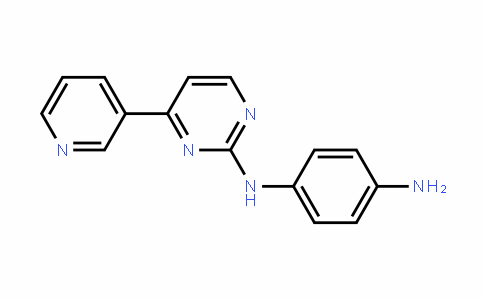 1,4-BenzeneDiamine, N-[4-(3-pyriDinyl)-2-pyrimiDinyl]- (9CI)