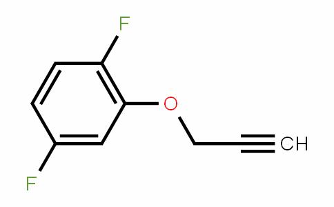 1,4-Difluoro-2-(prop-2-ynyloxy)benzene