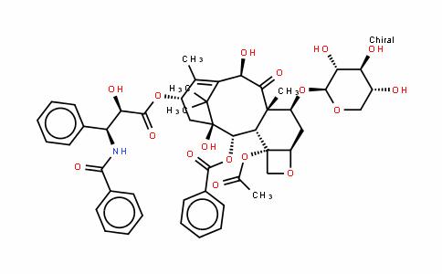 10-Deacetyl-7-xylosyl paclitaxel
