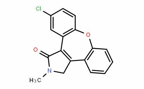 11-Chloro-2,3-DihyDro-2-methyl-1H-Dibenz[2,3:6,7]oxepino[4,5-c]pyrrol-1-one