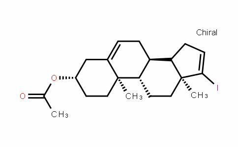 17-IoDoanDrosta-5,16-Dien-3beta-acetate ester