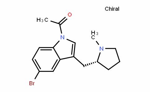 1-acetyl-5-bromo-3-{[(2R)-1-methylpyrroliDin-2-yl]methyl}-1H-inDole