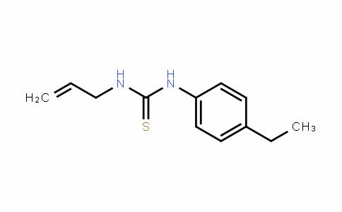 1-allyl-3-(4-ethylphenyl)thiourea