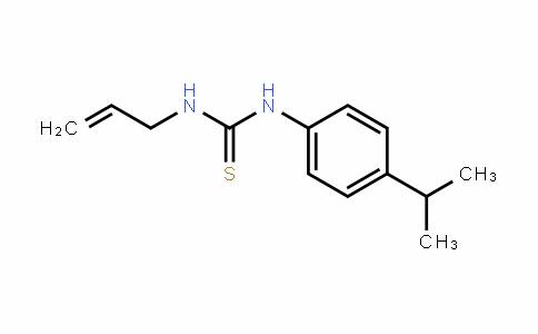 1-allyl-3-(4-isopropylphenyl)thiourea