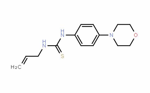 1-allyl-3-(4-morpholinophenyl)thiourea