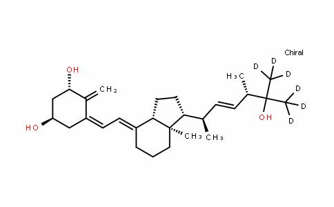 1ALPHA,25-二羟基维生素 D2-D6