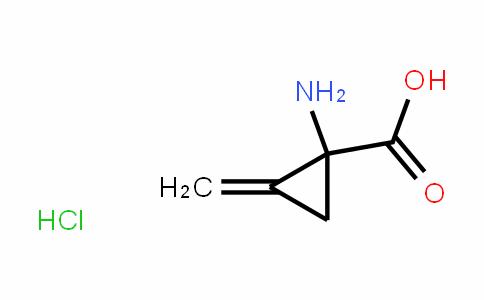 1-amino-2-methylenecyclopropanecarboxylic acid (HyDrochloriDe)
