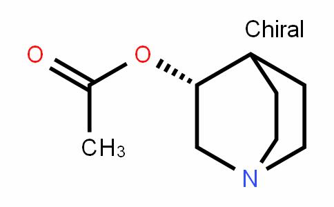 1-Azabicyclo[2.2.2]octan-3-ol, 3-acetate, (3R)-