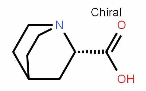 1-Azabicyclo[2.2.2]octane-2-carboxylic acid, (2S)-