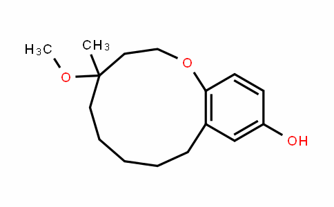1-BenzoxacyclounDecin-11-ol, 2,3,4,5,6,7,8,9-octahyDro-4-methoxy-4-methyl-