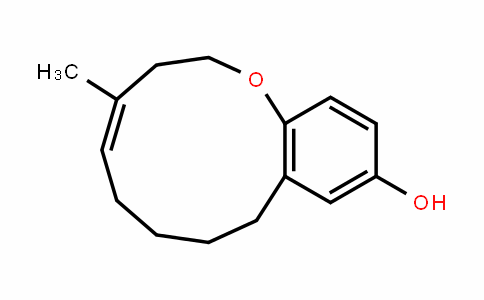 1-BenzoxacyclounDecin-11-ol, 2,3,6,7,8,9-hexahyDro-4-methyl-, (4Z)-