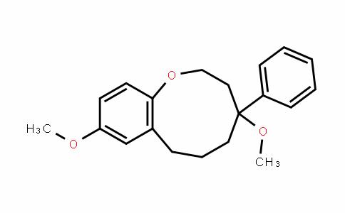 1-Benzoxonin, 2,3,4,5,6,7-hexahyDro-4,9-Dimethoxy-4-phenyl-