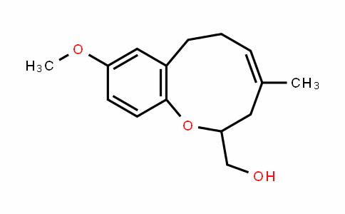 1-Benzoxonin-2-methanol, 2,3,6,7-tetrahyDro-9-methoxy-4-methyl-, (4Z)-