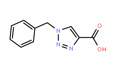 1-BENZYL-1H-1,2,3-TRIAZOLE-4-CARBOXYLIC acid