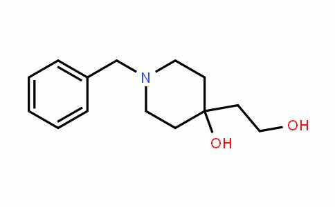 1-benzyl-4-(2-hyDroxyethyl)piperiDin-4-ol
