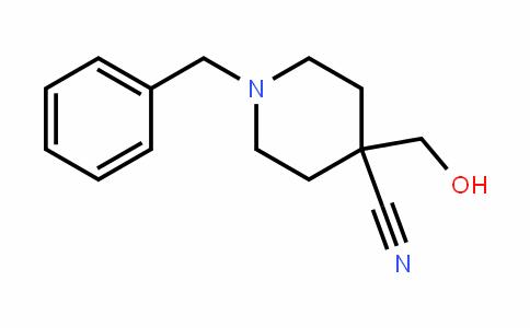 1-benzyl-4-(hyDroxymethyl)piperiDine-4-carbonitrile