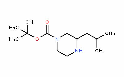 1-Boc-3-isobutyl-piperazine