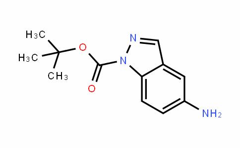 1-Boc-5-aminoinDazole