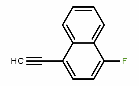 1-ETHYNYL-4-FLUORONAPHTHALENE