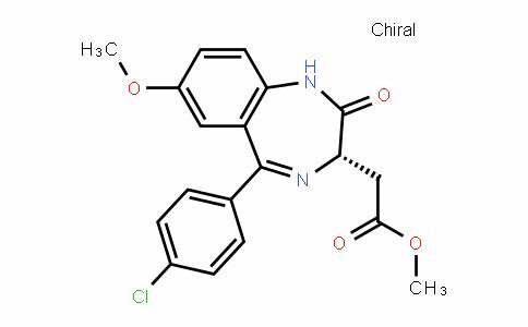 1H-1,4-BenzoDiazepine-3-acetic acid, 5-(4-chlorophenyl)-2,3-DihyDro-7-methoxy-2-oxo-, methyl ester, (3S)-