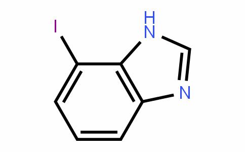 4-碘-1H-苯并咪唑