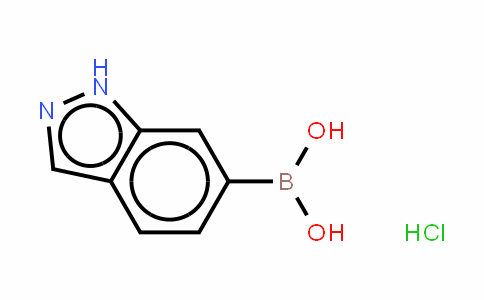 1H-inDazol-6-yl-6-boronic acid