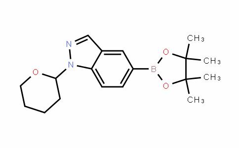 1H-InDazole, 1-(tetrahyDro-2H-pyran-2-yl)-5-(4,4,5,5-tetramethyl-1,3,2-Dioxaborolan-2-yl)-