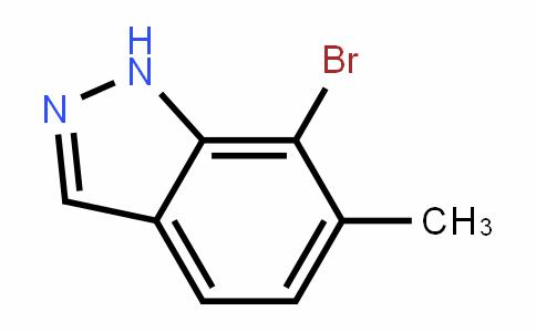 1H-InDazole, 7-bromo-6-methyl-