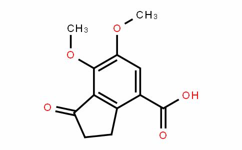 1H-InDene-4-carboxylic acid, 2,3-DihyDro-6,7-Dimethoxy-1-oxo-