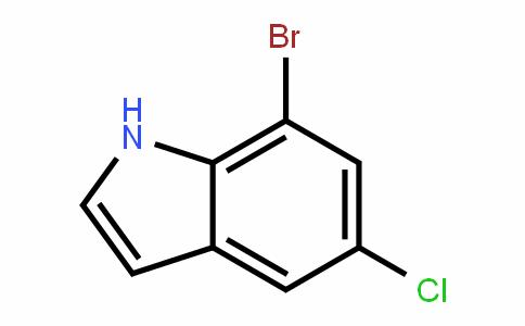 1H-InDole, 7-bromo-5-chloro-