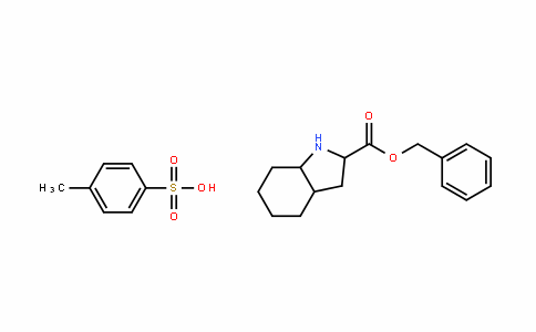 1H-InDole-2-carboxylic acid, octahyDro-, phenylmethyl ester, 4-methylbenzenesulfonate (1:1)