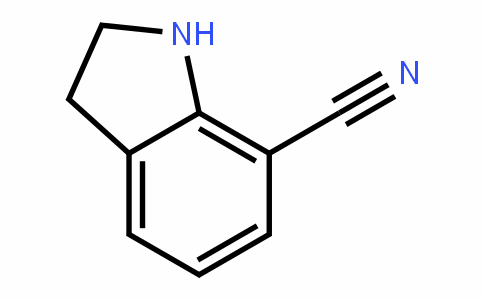 1H-InDole-7-carbonitrile, 2,3-DihyDro-