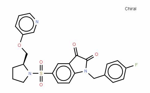 1H-Pyrazole,5-(4- chlorophenyl)-1-(4-methoxyphenyl)-3-(trifluoromethyl)-