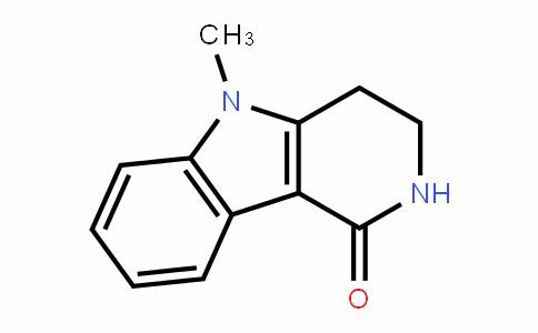 2,3,4,5-四氢-5-甲基-1H-吡啶并[4,3-b]吲哚-1-酮