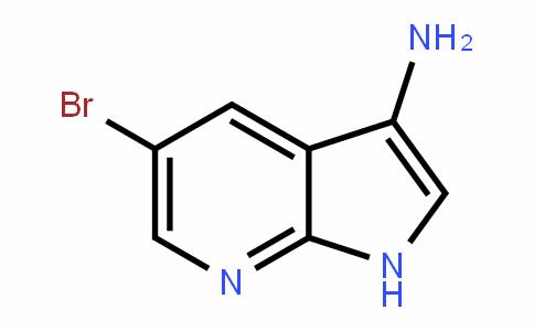 5-溴-1H-吡咯并[2,3-B]吡啶-3-胺/ 3-氨基-5-溴-7-氮杂吲哚