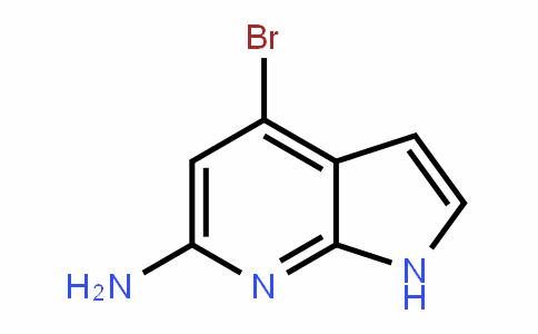 4-溴-1H-吡咯并[2,3-B]吡啶-6-胺
