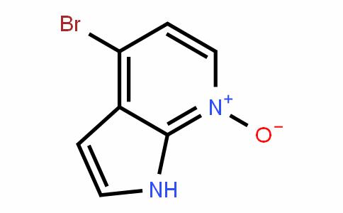 1H-Pyrrolo[2,3-b]pyriDine, 4-bromo-, 7-oxiDe