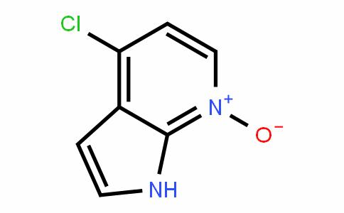1H-Pyrrolo[2,3-b]pyriDine, 4-chloro-, 7-oxiDe