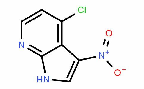 1H-Pyrrolo[2,3-b]pyriDine, 4-chloro-3-nitro-