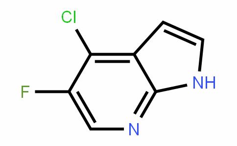 1H-Pyrrolo[2,3-b]pyriDine, 4-chloro-5-fluoro-