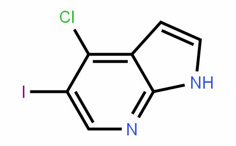 1H-Pyrrolo[2,3-b]pyriDine, 4-chloro-5-ioDo-