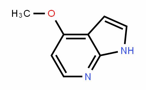 1H-Pyrrolo[2,3-b]pyriDine, 4-methoxy-
