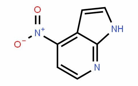 1H-Pyrrolo[2,3-b]pyriDine, 4-nitro-