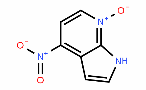 4-硝基-1H-吡咯并[2,3-B]吡啶-7-氧化物