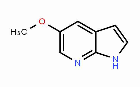 1H-Pyrrolo[2,3-b]pyriDine, 5-methoxy-