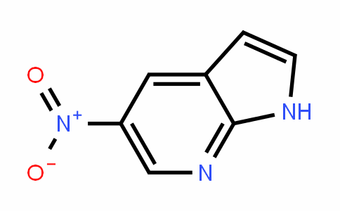 1H-Pyrrolo[2,3-b]pyriDine, 5-nitro-
