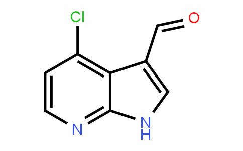 1H-Pyrrolo[2,3-b]pyriDine-3-carboxalDehyDe, 4-chloro-